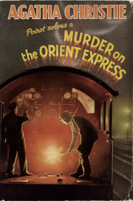 Murder on the Orient Express (facsimile edition) by Agatha Christie image