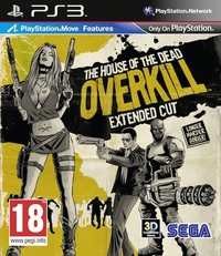 The House of the Dead: OVERKILL (PS Move compatible) for PS3