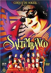 Cirque Du Soleil - Saltimbanco on DVD