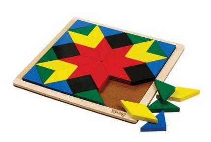 Wooden Mosaic - Block Board image