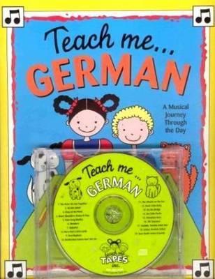 Teach Me German by Judy Mahoney