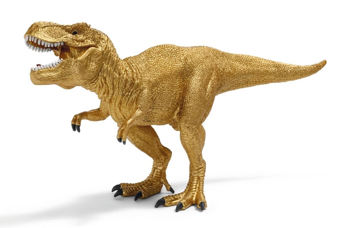 Schleich Golden T Rex Toy At Mighty Ape Nz