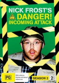 Nick Frosts Danger! - Season Two on DVD