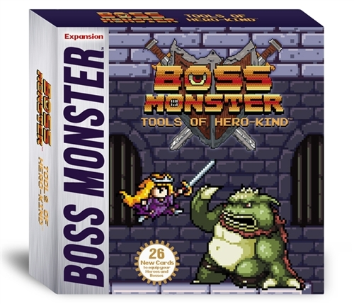 Boss Monster: Tools of a Hero-Kind Expansion