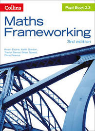 KS3 Maths Pupil Book 2.3 by Kevin Evans