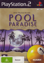 Archer MacLean's Pool Paradise International Edition for PlayStation 2