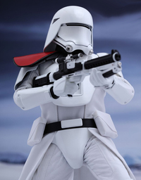 "Star Wars: The Force Awakens - 12"" First Order Snowtrooper Officer Figure image"