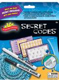 Scientific Explorer: Secret Codes Discovery Kit