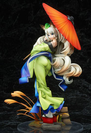 Muramasa The Demon Blade: - 1/8 Yuzuruha PVC Figure