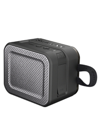 Skullcandy Barricade Bluetooth Speaker - Black/Black/Translucent