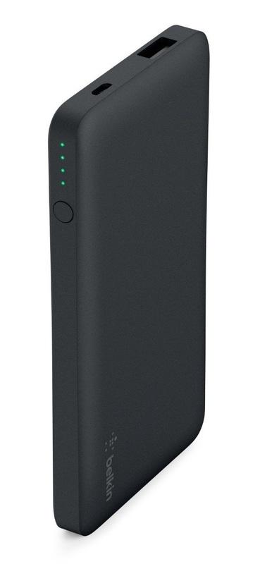 Belkin: Pocket Power - 5K Power Bank (Black)