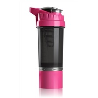 Cyclone Cup Protein Shaker - Pink Smoked (650ml)