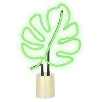 Sunnylife Neon Light Large - AUS Monstera Leaf