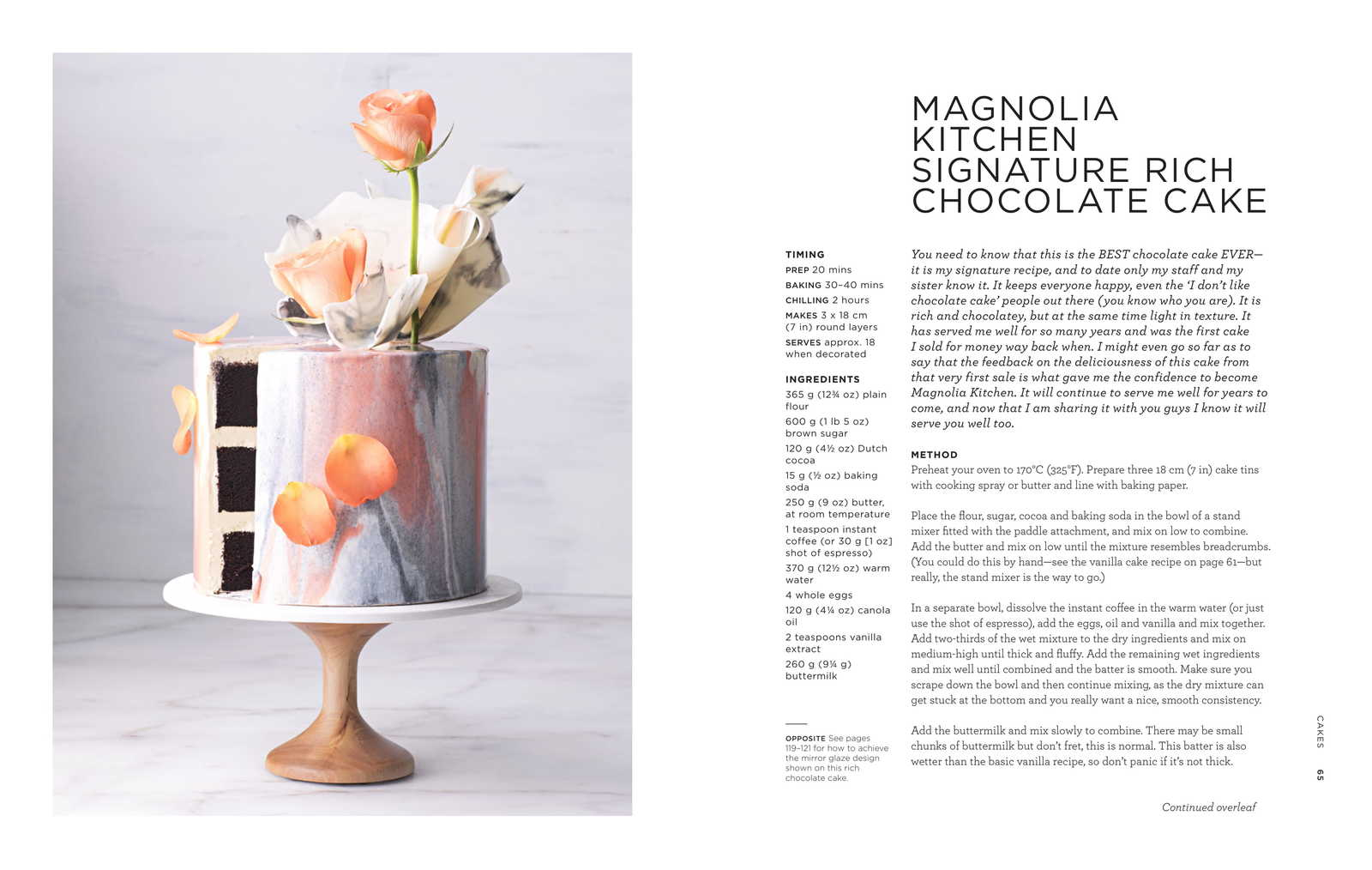 Magnolia Kitchen by Bernadette Gee image