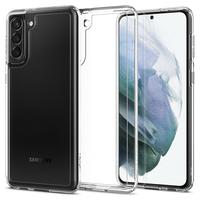Spigen Ultra Hybrid Case for Galaxy S21+ - Crystal Clear