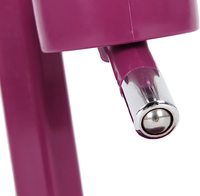 Standing Water Dispenser & Pet Bowl - Small (Purple)