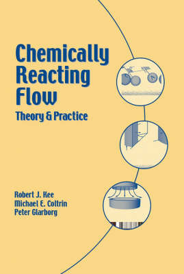 Chemically Reacting Flow by R.J. Kee image