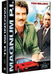 Magnum P.I. - Complete Season 5 (6 Disc Set) on DVD