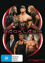 WWE - Backlash 2006 on DVD