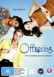 Offspring - The Complete Second Season on DVD image