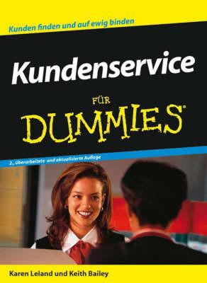 Kundenservice fur Dummies by Karen Leland