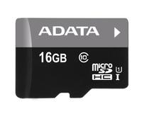 16GB ADATA Premier - MicroSDHC Card (Class 10 UHS-I)