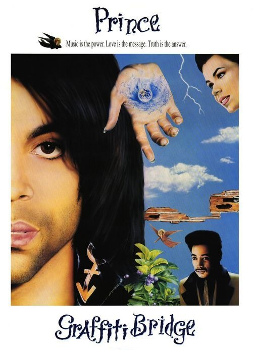Graffiti Bridge - Prince on DVD image