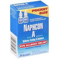Alcon Naphcon A Eye Drops (15ml)