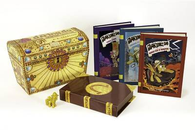 My Little Pony: The Daring Do Adventure Collection Box Set (3 Books & Exclusive Figure) by A K Yearling
