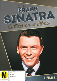 Frank Sinatra Collection on DVD