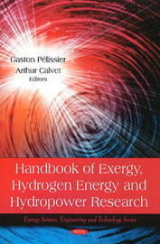 Handbook of Exergy, Hydrogen Energy & Hydropower Research image