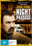 Jesse Stone: Night Passage on DVD