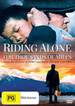 Riding Alone For Thousands Of Miles on DVD