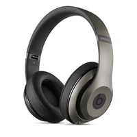 Beats Studio Wireless Over-Ear Headphones (Titanium)