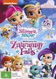 Shimmer & Shine: Welcome To Zahramay Falls on DVD