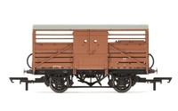 Hornby: Dia.1529 Cattle Wagon, British Railways