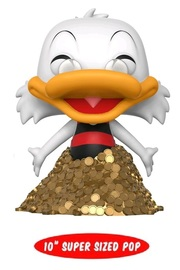 "Duck Tales: Scrooge McDuck - 10"" Super Sized Pop! Vinyl Figure"