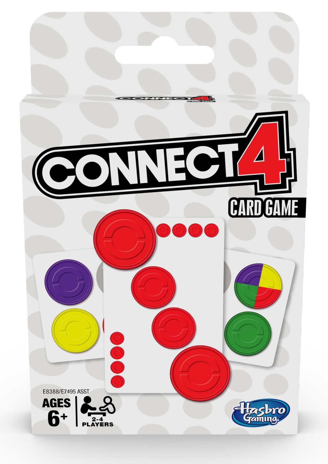 Connect 4 - The Card Game image