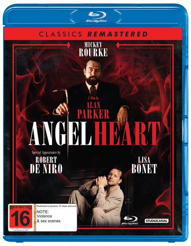 Angel Heart on Blu-ray