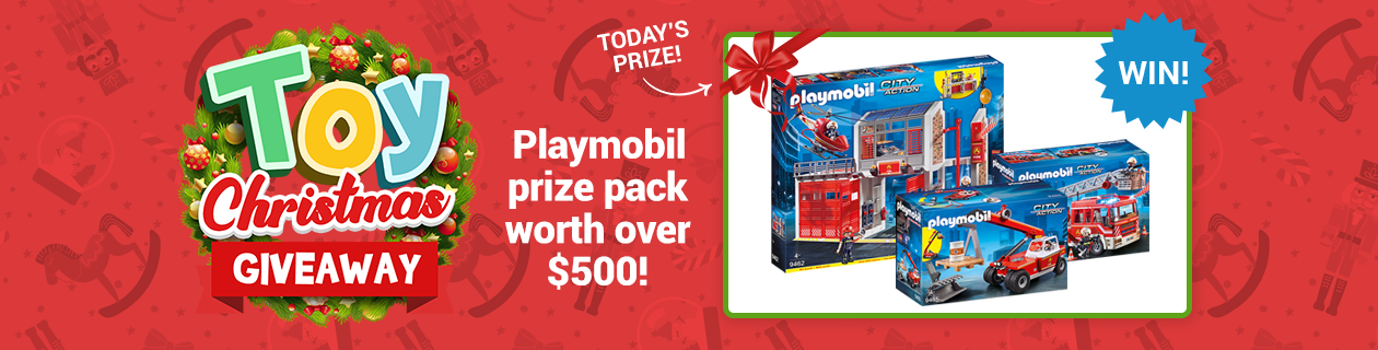 Toy Christmas Giveaway Day 12