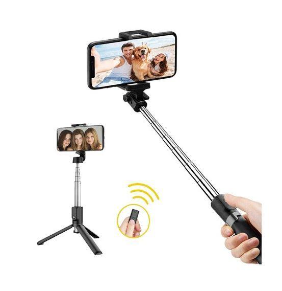 Sansai: Wireless Selfie Stick image