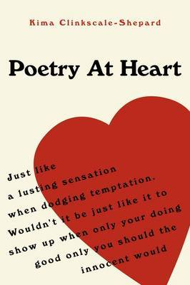 Poetry At Heart by Kima Clinkscale-Shepard image