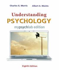 Understanding Psychology by Albert A Maisto image