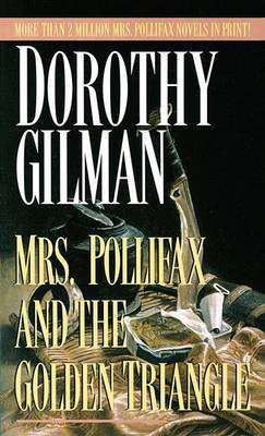 Mrs Pollifax and the Golden Triangle by D. Gilman image