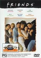 Friends Series 1 Vol 3 on DVD