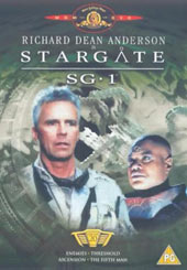 Stargate SG-1 - Season 5 Volume 1 on DVD