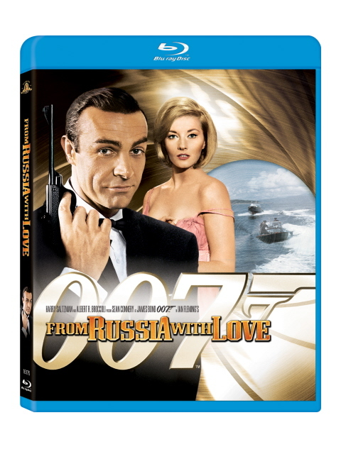 Bond: From Russia With Love on Blu-ray