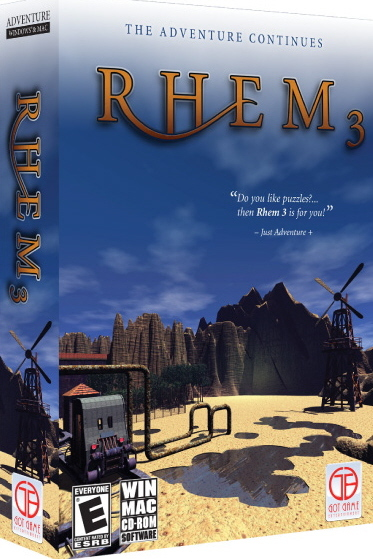 RHEM 3 for PC Games