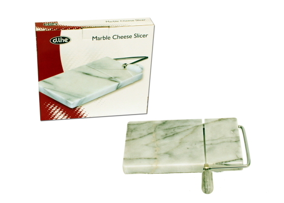 Grey Marble Cheese Board Slicer