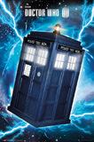Doctor Who Tardis Wall Poster (142)